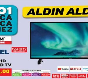 A101 Hi-Level 49HL750 49″ Full Hd Smart Led Tv Yorumları